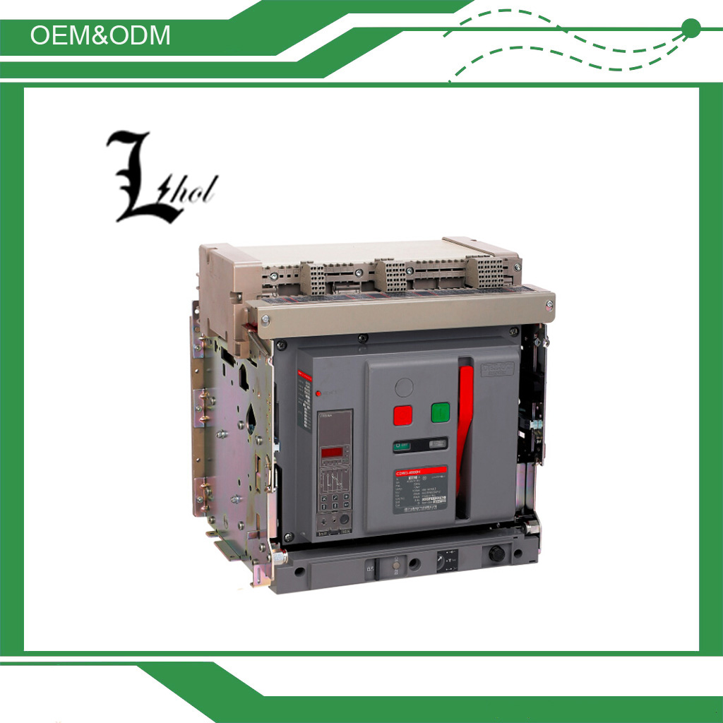 Delixi Popular Air Circuit Breaker CDW3 made in China