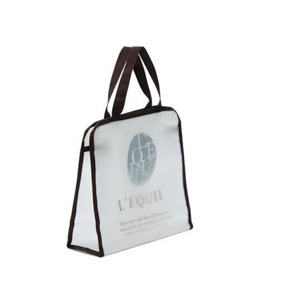 Customized Clear Stadium Plastic PVC Packing Tote Bag
