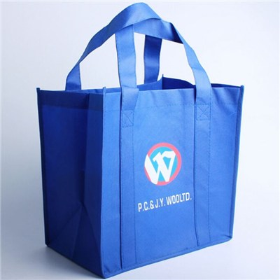 2016 Factory Price Custom Printing Logo Non Woven Promotional Bag