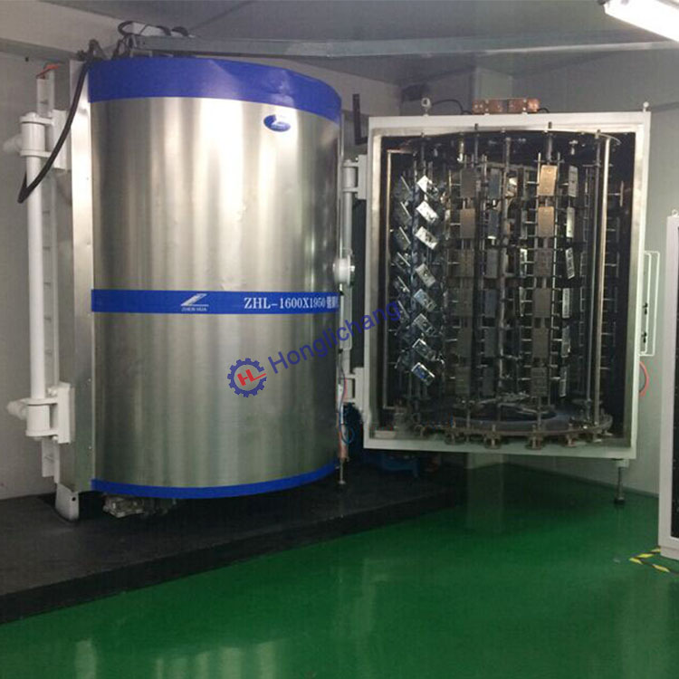 NCVM Coating Chamber for UV Painting Line