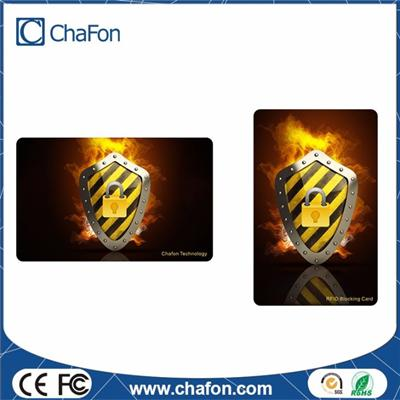 Protect Personal Information Rfid Protection Cards