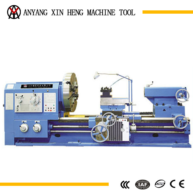 CW61125B Swing over bed 1250mm conventional lathe made in china
