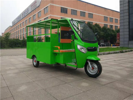 High Quality Space popular electric tuk tuk made in china