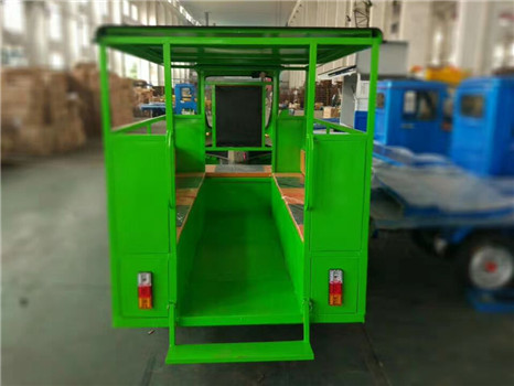 China battery operated electric rickshaw for Passenger