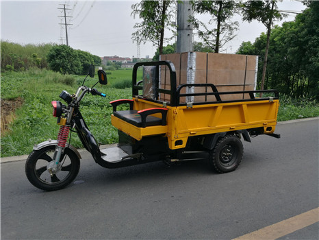 2017 good selling 60V rickshaw made in China