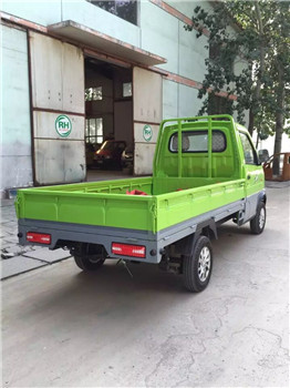 Latin America useful battery operated electric van