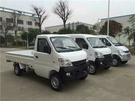 heavy duty big power electric battery loading van