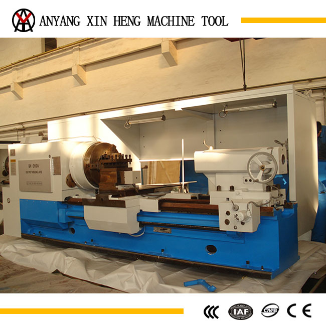Best service QKP1223 automatic pipe threading lathe for sales