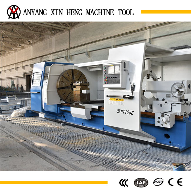 Chinese CKH61200 heavy duty lathe machine with good service