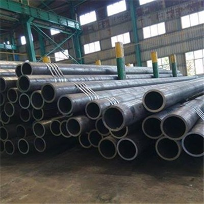 DIN 1630 st52.4 Seamless Carbon Steel Pipe