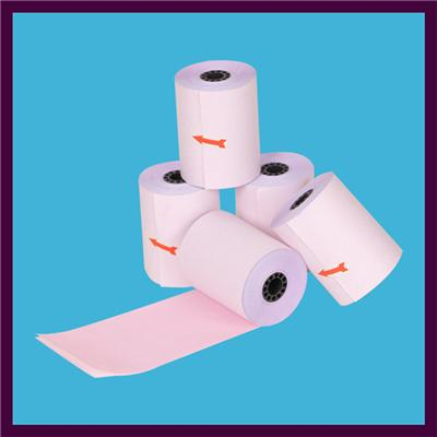 Multiply Carbonless Paper Roll