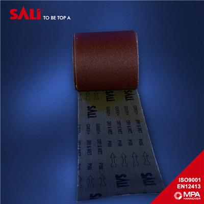 Abrasive cloth roll Aluminum oxide abrasive flexible cloth for wood