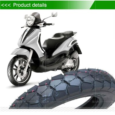 Custom Cheap Used Motorcycles Tyre For Street 3.75-12