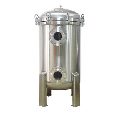 Multi-bag Large Flowrate High Precision Filter Housing