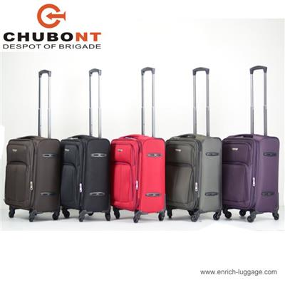 Soft Travel Luggage Sets 3 Piece 4 Wheels Cheap & Best In Waterproof Nylon