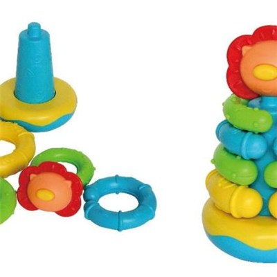 Plastic Baby Music Rattle Toy Bricks Mould