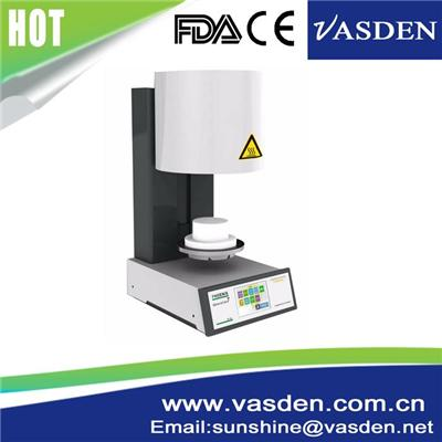 Dental Touch Screen Vacuum High Temperature Dental Crown Zirconia Ceramic Sintering Porcelain Furnace