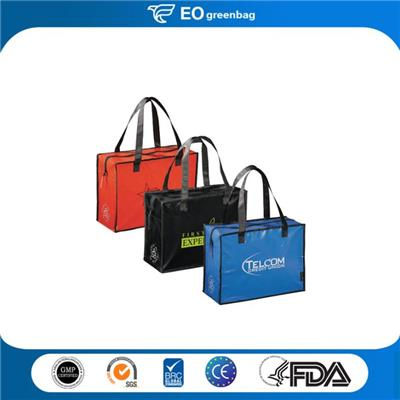 Nonwoven Shopping Bag With Zipper