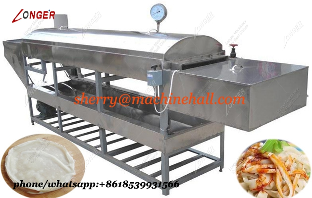 Rice Noodle Machinery In Hot Selling