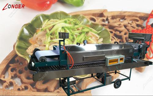 Steam Rice Noodle Making Machine