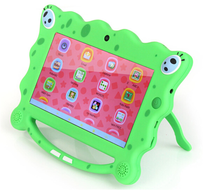 7 Inch Android Educational Best Tablet For Kids