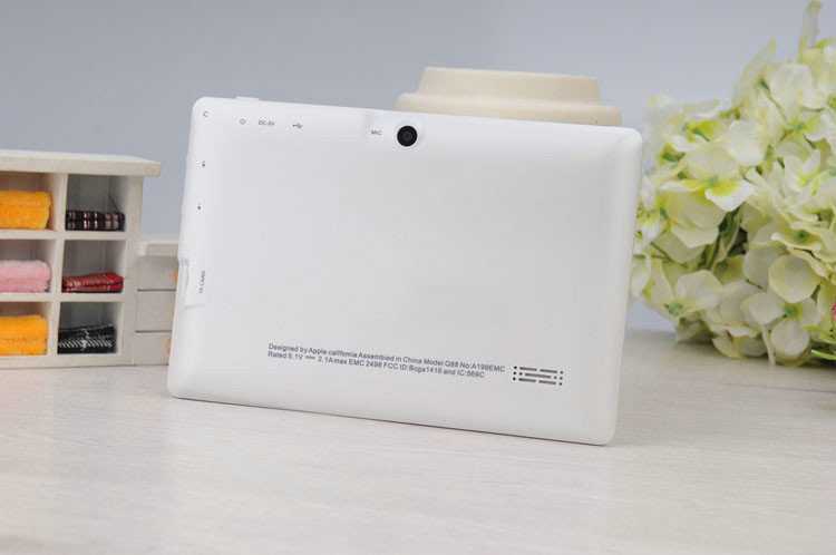 7 Inch Tablets Android With HDMI Port Factory Price