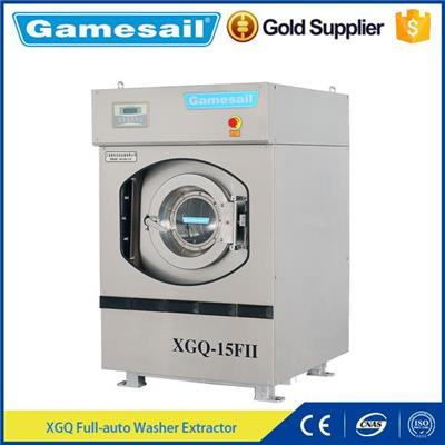 15-130kg Fully Automatic Industrial Hotel Laundry Washing Machine With CE,ISO9001