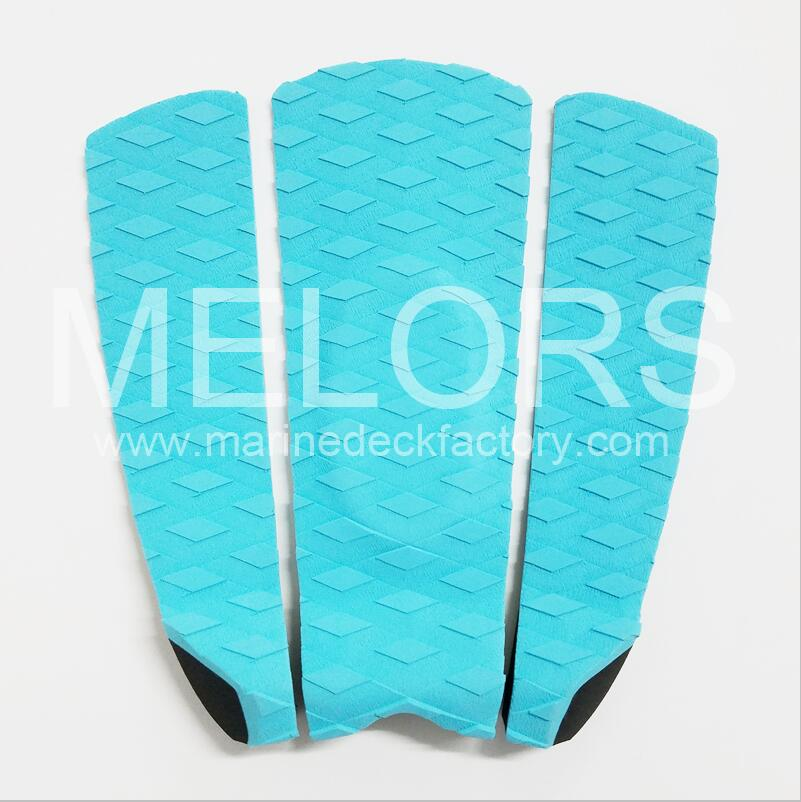 Melors EVA Heat Resistant Surf Traction Pad Tail Pad