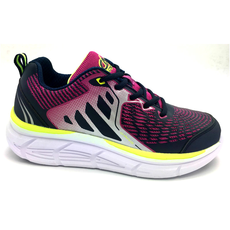Rubber printed mesh upper with phylon outsole (CAR-71098,brand:Care)