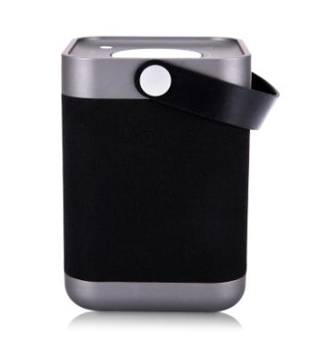 Outdoor High Quality Wireless Portable Power Bank Bluetooth Speaker With A Handle