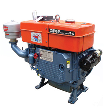 4 Stroke single cylinder water cooled diesel engine