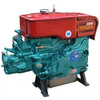 ZS 4 Water cooled stroke single cylinder diesel engine