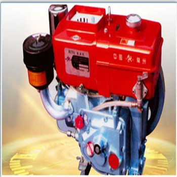 ZS1105 Hand-cranking single cylinder 10hp diesel engine for compact tractors