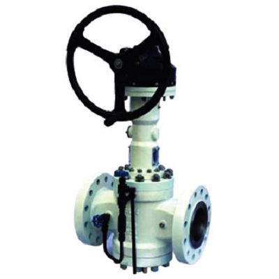 Orbit Plug Valve (Double block & bleed valve), Class 150-1500 LB