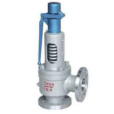 A48H Spring Loaded Full Lift Safety Valve, 150-900LB, PN16-PN100