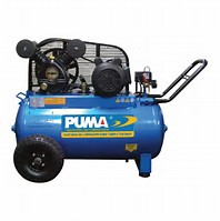 PUMA Screw Refrigeration Compressor