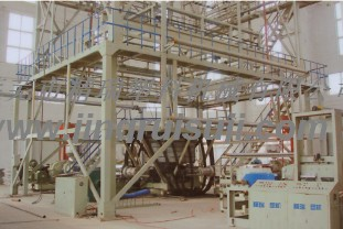 paster /Inlaid drip irrigation belt production line for sale