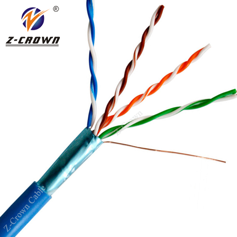 China wholesale 24AWG Cat 7neteork cable  1000ft
