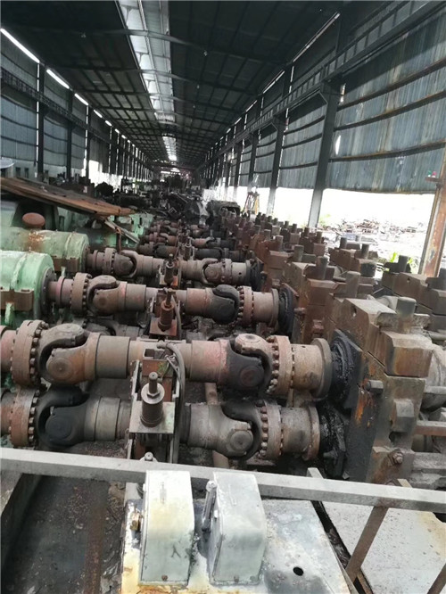 Used hot rebar Rolling Mill Equipment and Machine