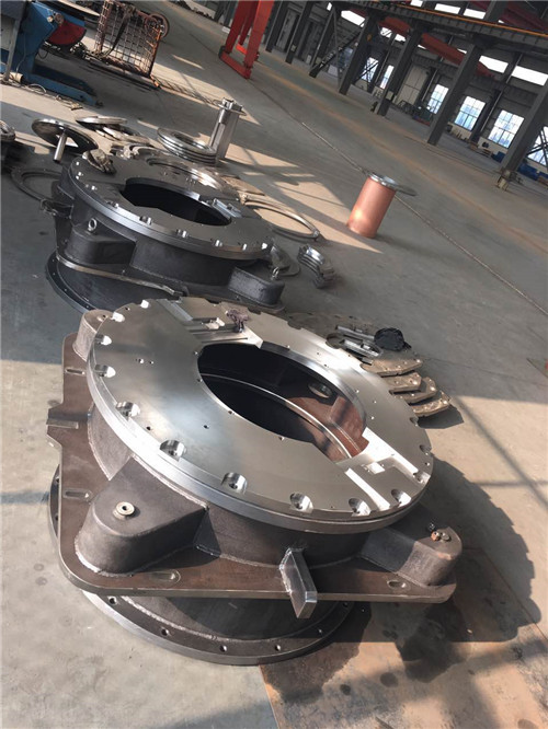 stainless steel mould assembly for billet continuous casting machine