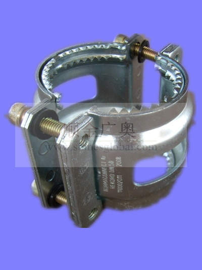 Stainless steel couplings and clamps