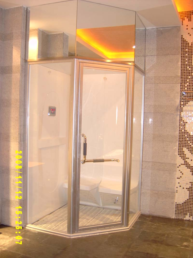 Steam Bath Room 3 30cbm Sauna