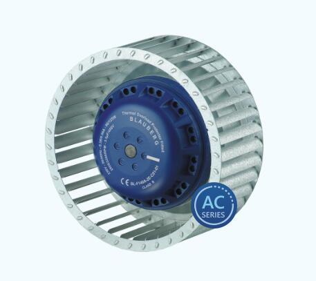AC CENTRIFUGAL FAN (forward curved 140 mm)