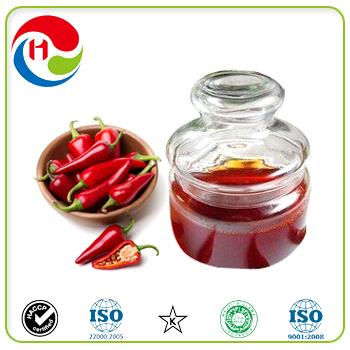 ISO Paprika oleoresin manufacturers supply natural red food coloring oleoresin of paprika 100000cu