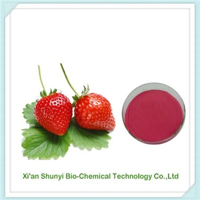 Strawberry Extract | Natural Strawberry Extract 4:1-20:1 Powder
