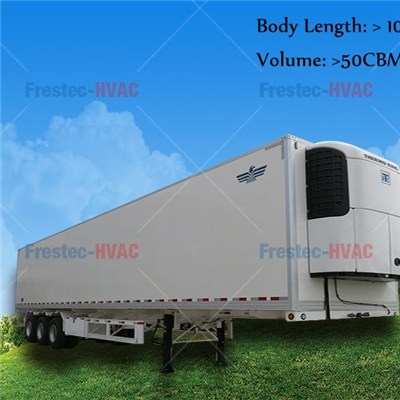 Semi-Trailers Refrigerated Bodies