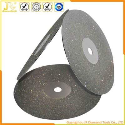 4 Inch Diamond Electroplated Grinnding Plate Abrasvie Disc And Wheel