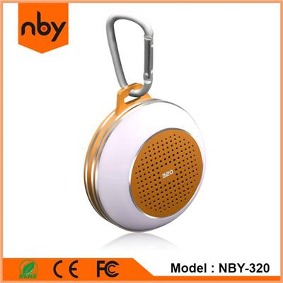 NBY-320 Waterproof Portable Music Bluetooth Speaker