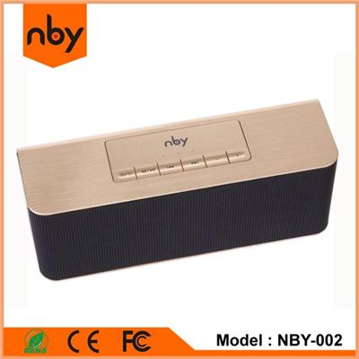Factory Portable Bluetooth Speaker,car speaker,best computer speakers nby-002