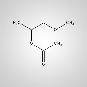 Propylene Glycol Monomethyl Ether Acetate CAS 108-65-6